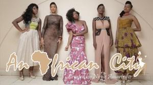 AnAfricanCity